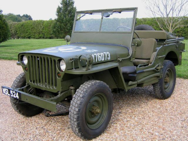 Willys MB (Вілліс), який за ленд-лізом отримувала Червона армія під час Другої світової війни
